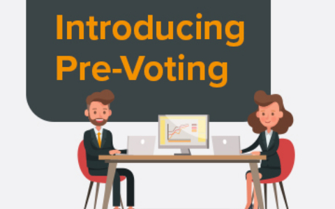 Lumi - Introducing Pre-Voting Infographic