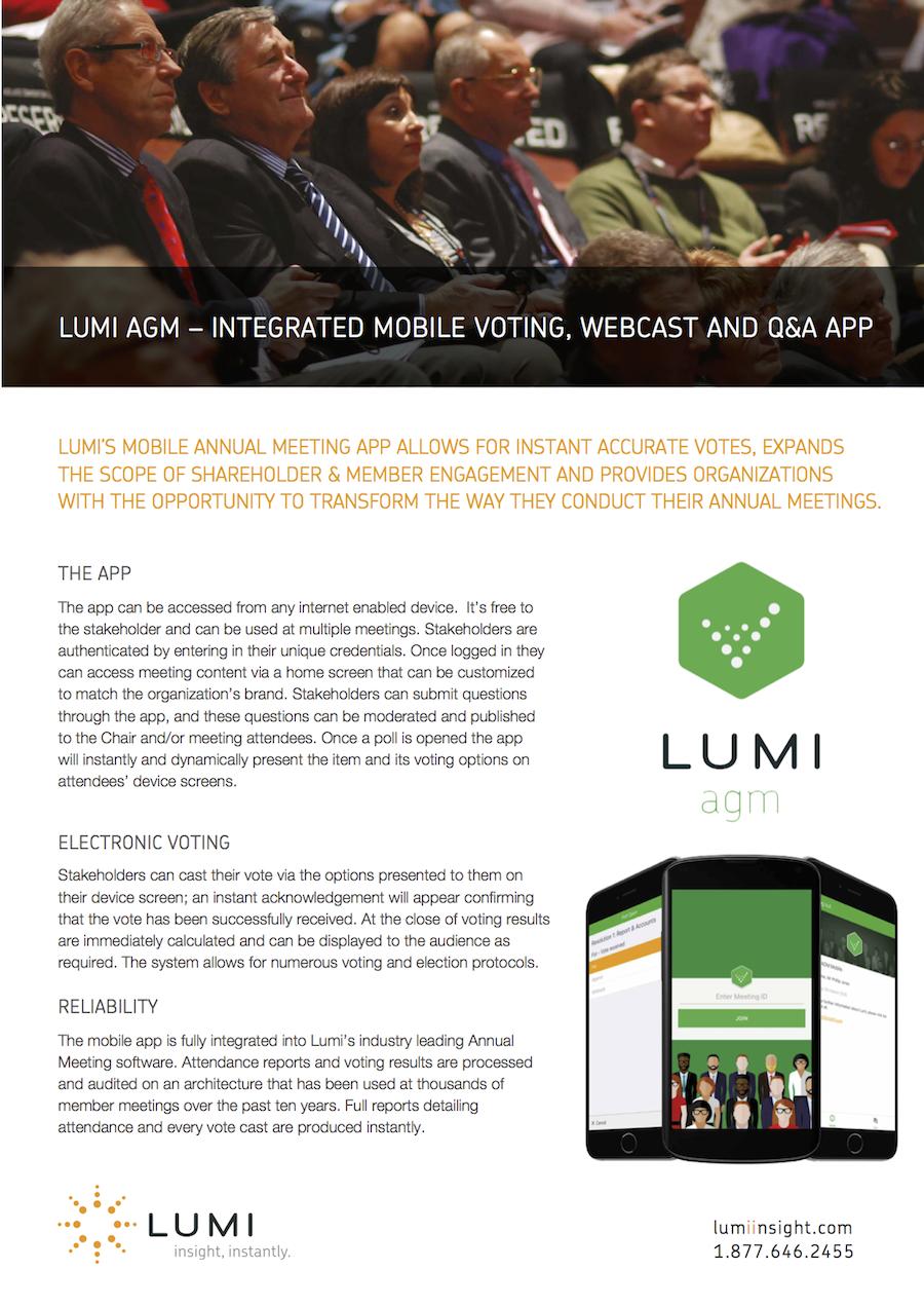 Lumi-AGM-Mobile-Polling-App
